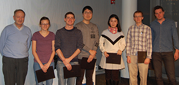 photo of Lusztig mentors