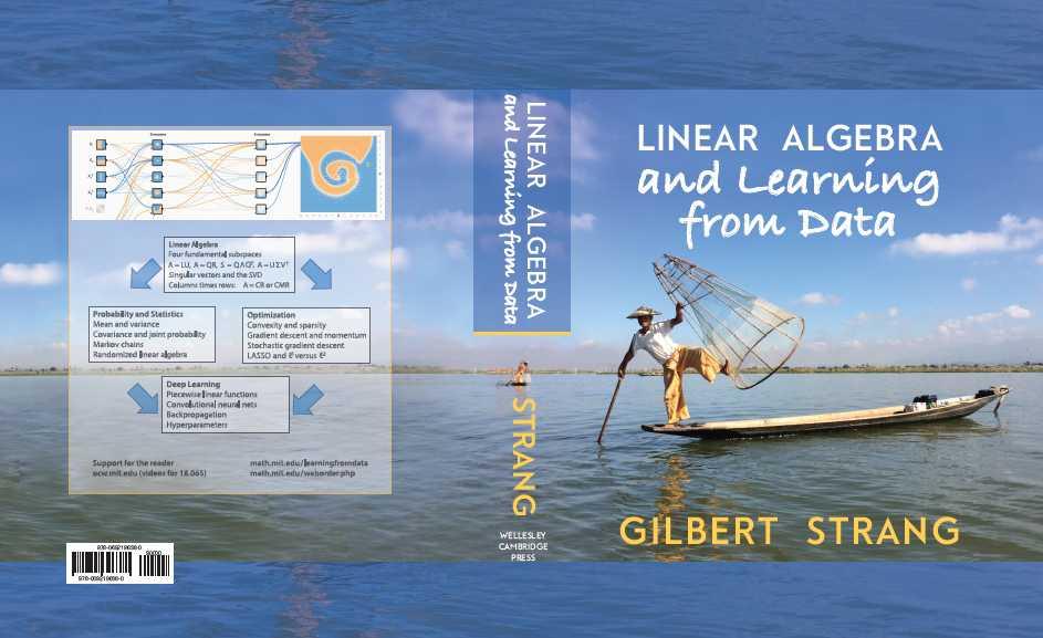 Gilbert Strang Linear Algebra Book